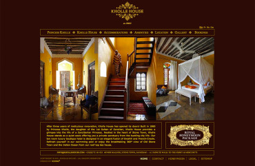 kholle-house-hotel-website
